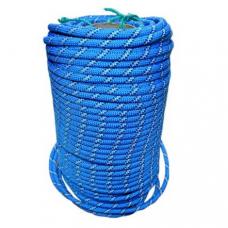 Шнур 6 мм 50 м поліпропіленовий плетений