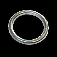 Кільце зварне 4*20 мм оцинковане