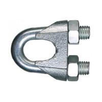 Затискач на трос  3 мм, цинк, DIN 741, 50 шт