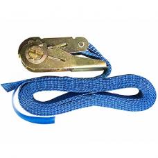 РСК-0,8-4 стяжний ремінь кільцевий блакитний